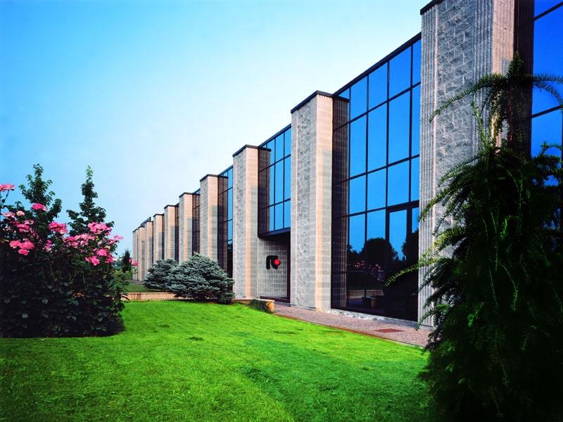 ITS - consulting - Sjedište tvrtke, Pavia Italija